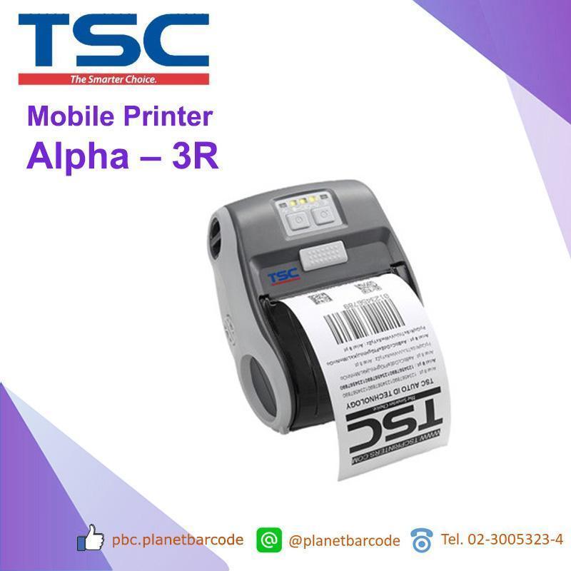 TSC Alpha – 3R – Mobile Printer