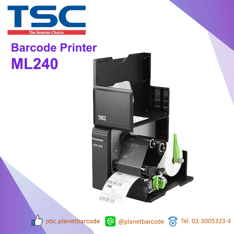 TSC - ML240 Barcode Printer