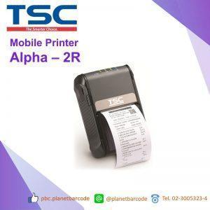 TSC Alpha - 2R Mobile Printer