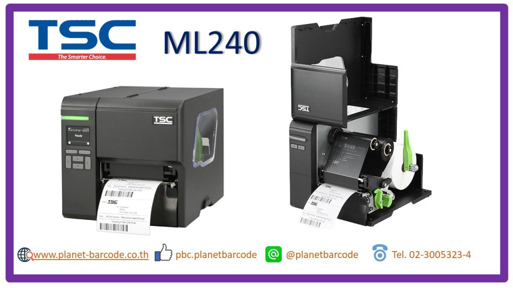 TSC - ML240 Barcode Printer