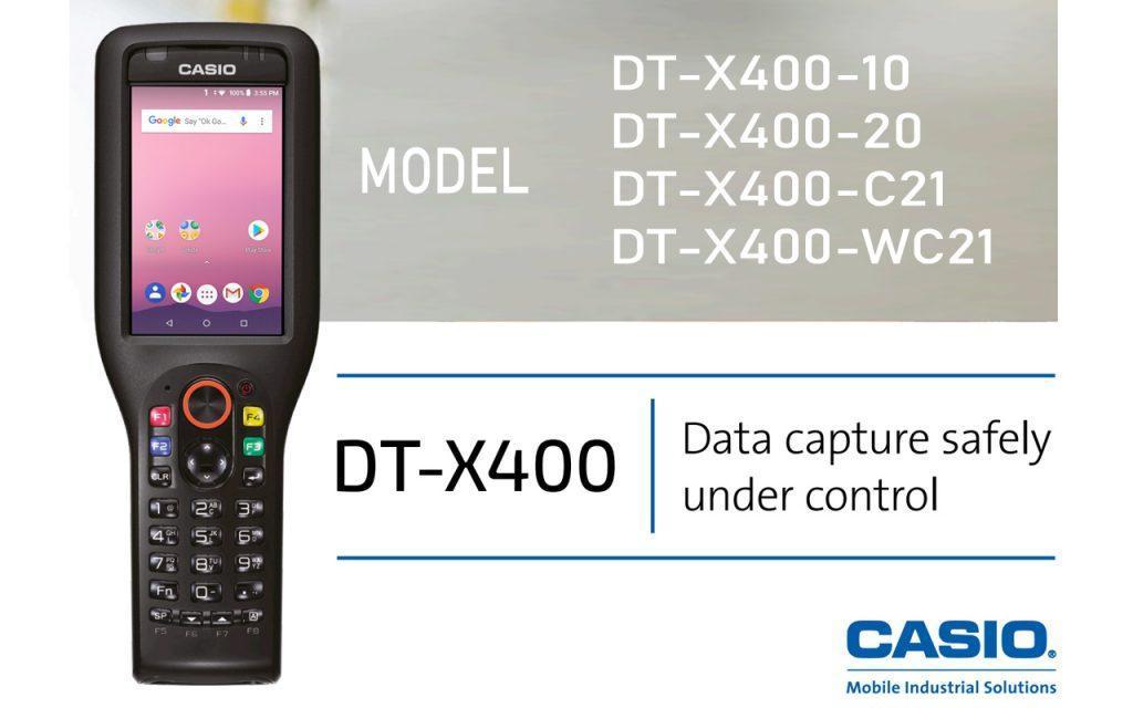 CASIO DT 400