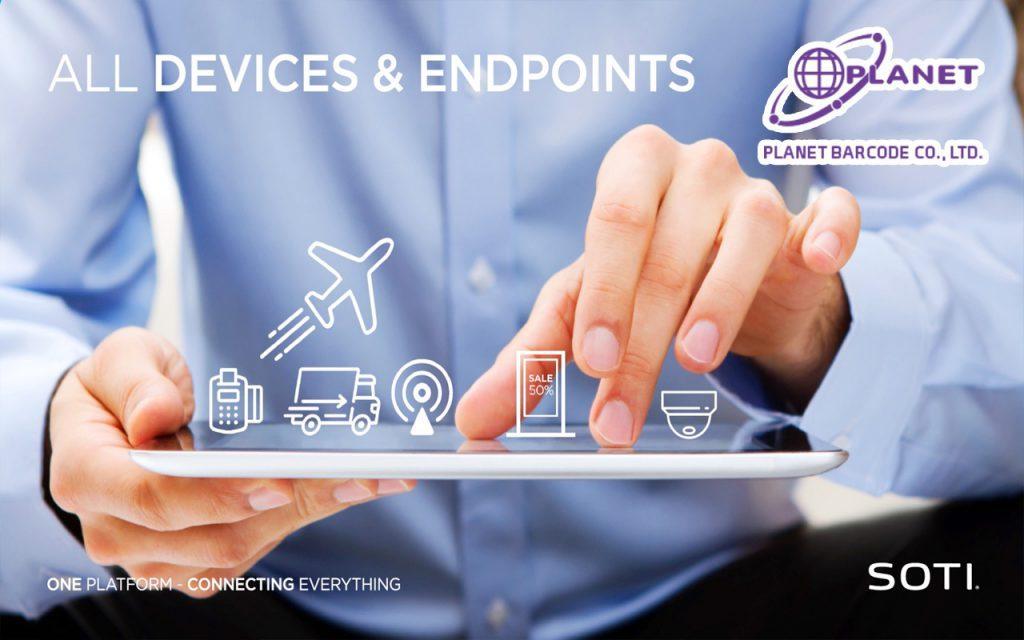 soti device & endpoints