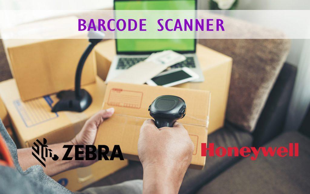 Barcode Scanner ให้ เครื่องสแกนบาร์โค้ด ช่วยขับเคลื่อนธุรกิจ