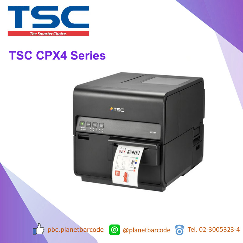 TSC CPX4 Series Printer