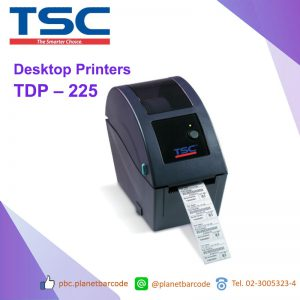 TSC TDP – 225 Desktop Printers
