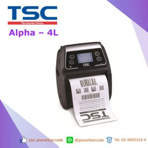 TSC Alpha – 4L Mobile Printer