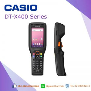 Casio DT – X400 Series Mobile Computer