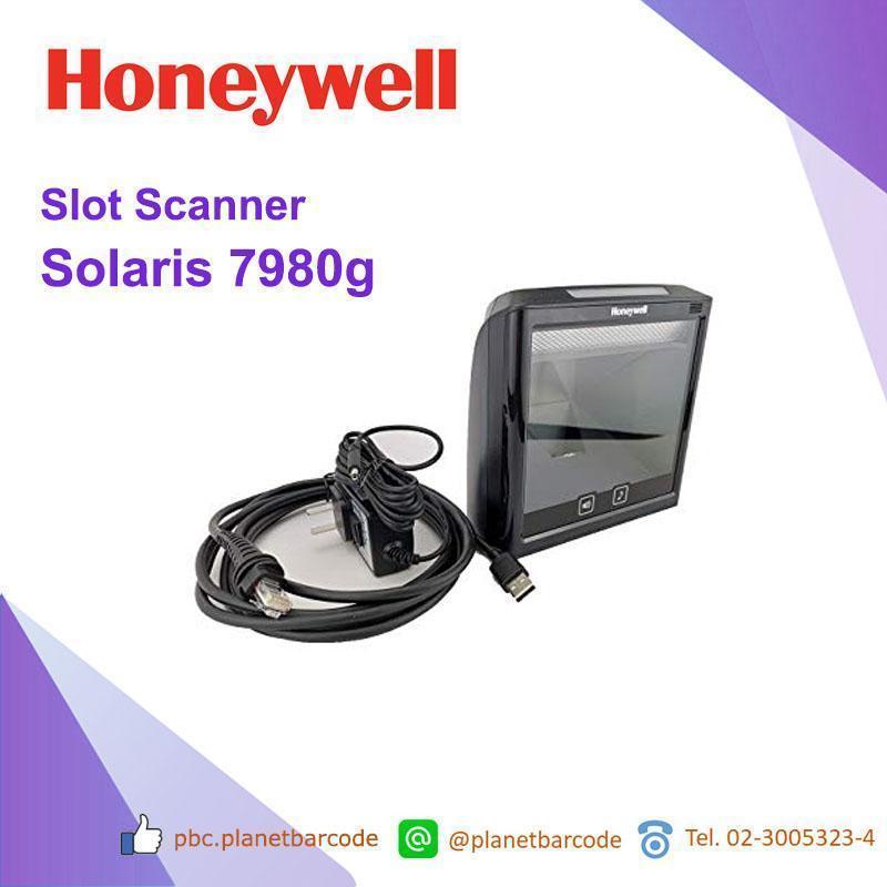 Honeywell Solaris 7980g Slot Scanner