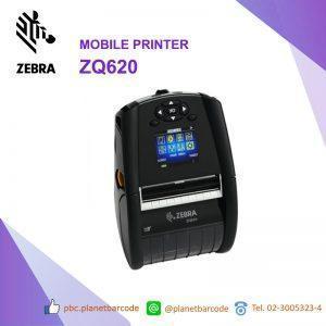 เครื่องพิมพ์พกพา Zebra ZQ620 Mobile Printer