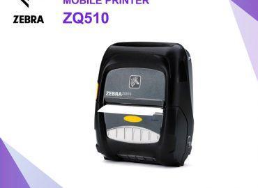 เครื่องพิมพ์ Zebra ZQ510 Mobile Printer