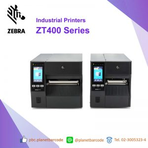 Zebra ZT400 Industrial Printer