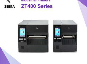 Zebra ZT400 Industrial Printer
