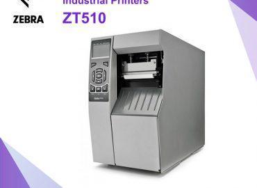 เครื่องพิมพ์อุตสาหกรรม Zebra ZT510 Industrial Label Printer