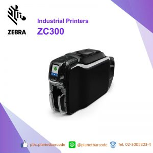 Zebra ZC300 Card Printer