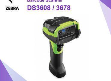 Zebra DS3608/3678 Barcode Scanner