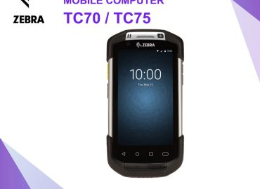 Zebra TC70 / TC75 Touch Mobile Computer PDA