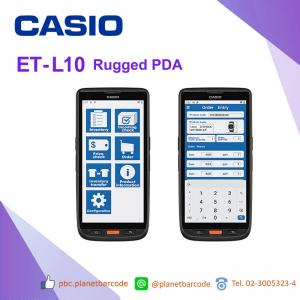 Casio ET - L10 Rugged PDA