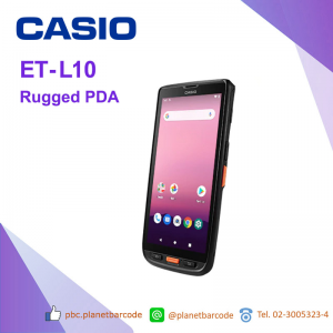 Casio ET - L10 Rugged PDA