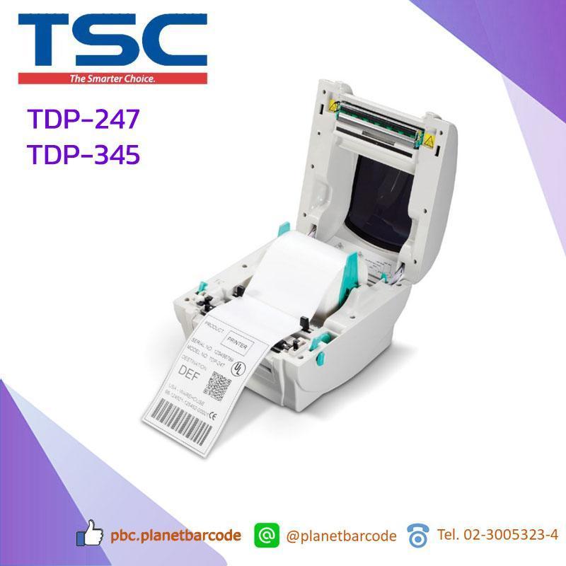 TSC TDP - 247 / TDP - 345 Label Printer