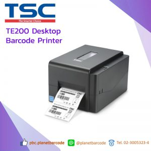 TSC TE200 Desktop Barcode Printer