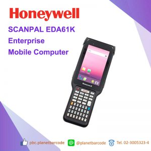 Honeywell ScanPal EDA61K Rugged PDA