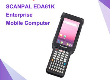 Honeywell SCANPAL EDA61K Enterprise Mobile Computer