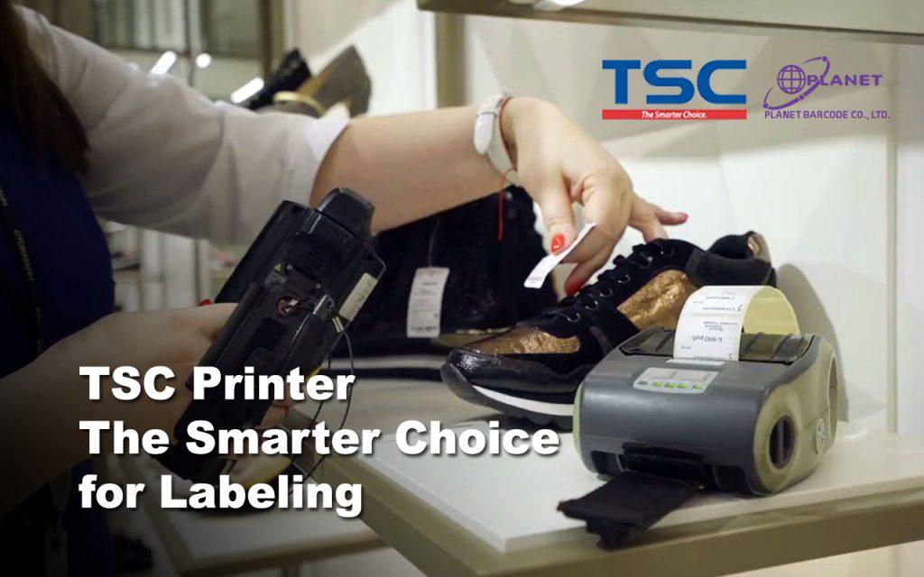 TSC Printer ทางเลือกที่ดีที่สุด สำหรับธุรกิจของคุณ