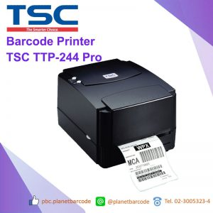 TSC TTP – 244 PRO Barcode Printer