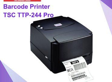 TSC TTP - 244 PRO Barcode Printer