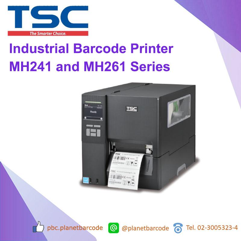 TSC MH241 - MH261 Industrial Barcode Printer