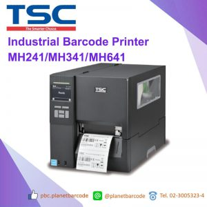 TSC MH241 - MH341 - MH641 Industrial Printer