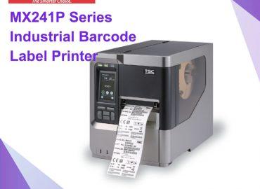 TSC MX241P Series Industrial Barcode Label Printer