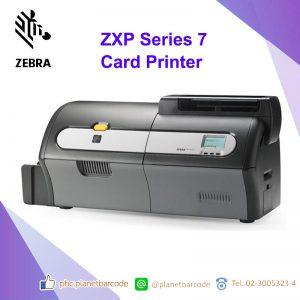 ZXP SERIES 7 CARD PRINTERS เครื่องพิมพ์การ์ด เครื่องปริ๊นการ์ด