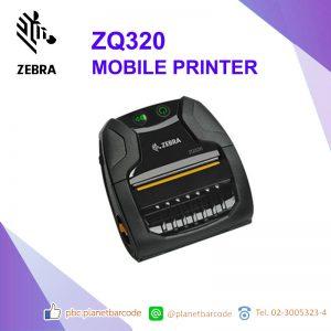 ZEBRA ZQ320 MOBILE PRINTER