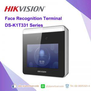 Hikvision DS-K1T331 Series เครื่องจดจำใบหน้า