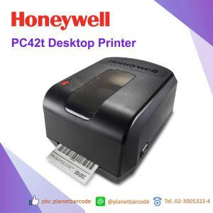 Honeywell PC42t Desktop Printer เครื่องพิมพ์ตั้งโต๊ะ