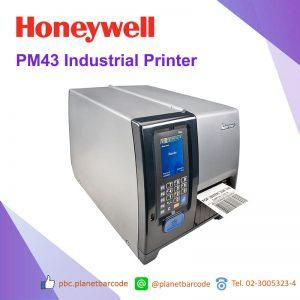 Honeywell PM43 Industrial Printer เครื่องพิมพ์อุตสาหกรรม